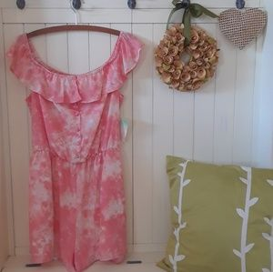 Adorable Ruffled Romper by Decree